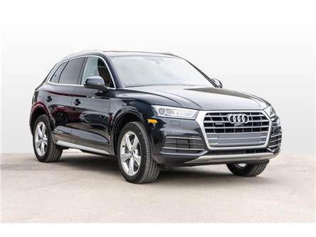 2018 Audi Q5 2.0T Progressiv (Stk: U0752) in Calgary - Image 1 of 19