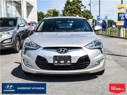 2015 Hyundai Veloster  (Stk: 20044A) in Rockland - Image 1 of 23