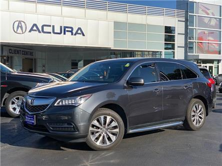 2014 Acura MDX Navigation Package (Stk: 4092A) in Burlington - Image 1 of 30