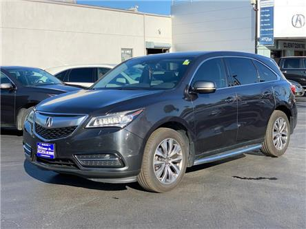 2014 Acura MDX Navigation Package (Stk: 4092A) in Burlington - Image 2 of 30
