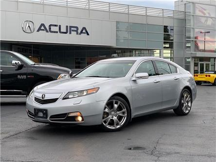 2012 Acura TL Elite (Stk: 18247A) in Burlington - Image 1 of 30