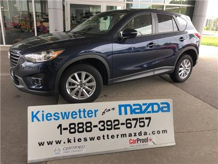 2016 Mazda CX-5 GS (Stk: U3860) in Kitchener - Image 1 of 30