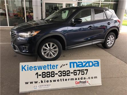 2016 Mazda CX-5 GS (Stk: U3860) in Kitchener - Image 2 of 30