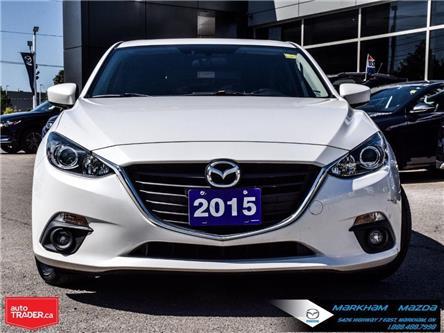 2015 Mazda Mazda3 Sport GS (Stk: N190748A) in Markham - Image 2 of 28