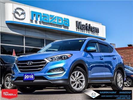 2016 Hyundai Tucson  (Stk: H190750A) in Markham - Image 1 of 28
