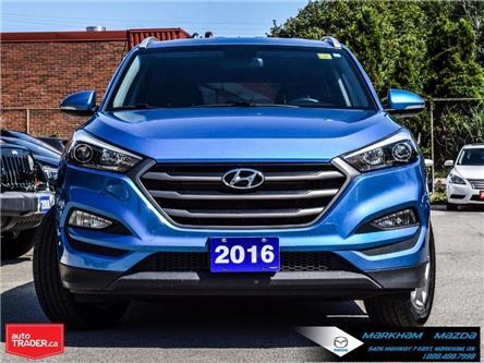 2016 Hyundai Tucson  (Stk: H190750A) in Markham - Image 2 of 28