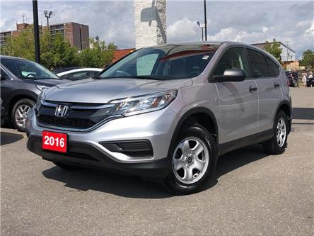 2016 Honda CR-V LX (Stk: 58359A) in Scarborough - Image 1 of 20