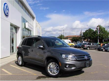 2016 Volkswagen Tiguan Special Edition (Stk: 6004P) in Toronto - Image 1 of 20
