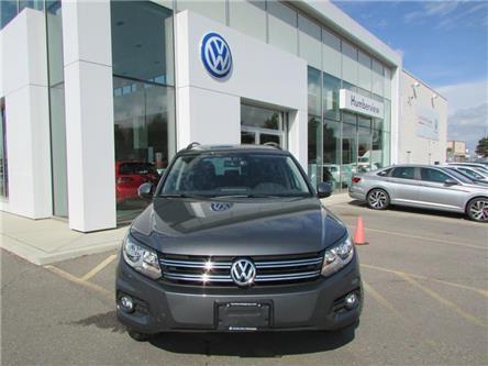 2016 Volkswagen Tiguan Special Edition (Stk: 6004P) in Toronto - Image 2 of 20
