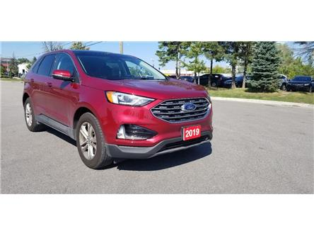 2019 Ford Edge SEL (Stk: P8648) in Unionville - Image 1 of 13