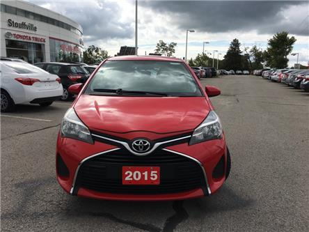 2015 Toyota Yaris LE (Stk: P1929) in Whitchurch-Stouffville - Image 2 of 12