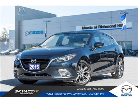 2015 Mazda Mazda3 Sport GT (Stk: 19-677DTA) in Richmond Hill - Image 1 of 20