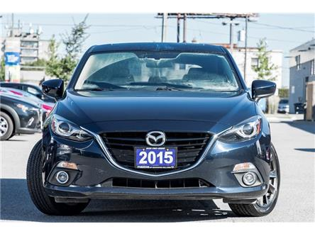 2015 Mazda Mazda3 Sport GT (Stk: 19-677DTA) in Richmond Hill - Image 2 of 20