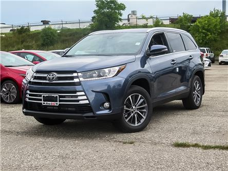 2019 Toyota Highlander XLE (Stk: 95567) in Waterloo - Image 1 of 21