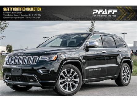 2017 Jeep Grand Cherokee Overland (Stk: LU8673) in London - Image 1 of 22