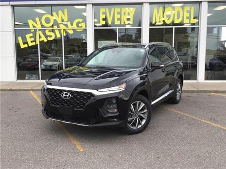 2020 Hyundai Santa Fe Preferred 2.4 w/Sun & Leather Package (Stk: H12267) in Peterborough - Image 1 of 18