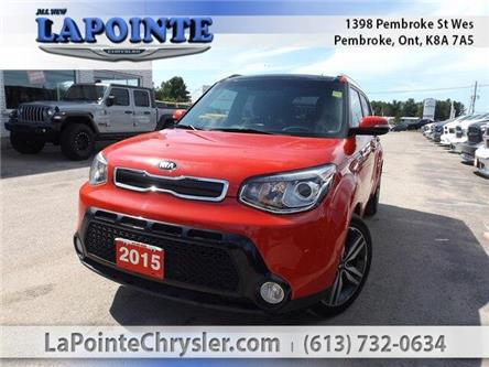 2015 Kia Soul  (Stk: P3489) in Pembroke - Image 1 of 30