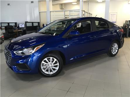2019 Hyundai Accent Preferred (Stk: 19-63353RJB) in Barrie - Image 1 of 25