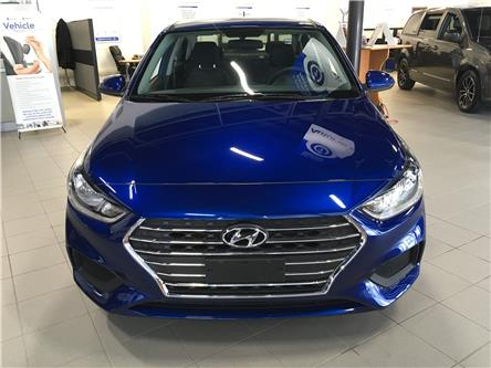 2019 Hyundai Accent Preferred (Stk: 19-63353RJB) in Barrie - Image 2 of 25