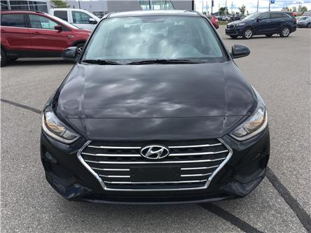 2019 Hyundai Accent Preferred (Stk: 19-74106RJB) in Barrie - Image 2 of 24