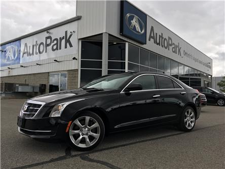 2015 Cadillac ATS 2.0L Turbo (Stk: 15-21247JB) in Barrie - Image 1 of 29