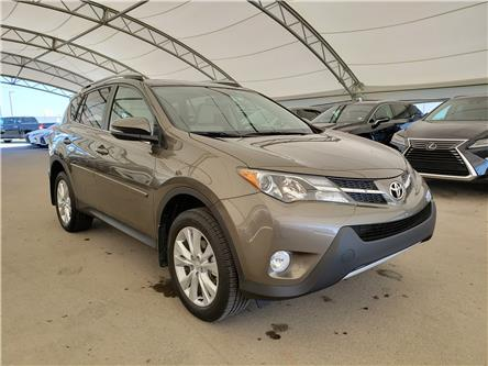 2014 Toyota RAV4 Limited (Stk: L18053A) in Calgary - Image 1 of 24