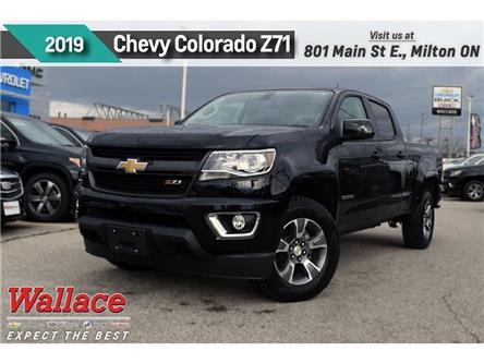2019 Chevrolet Colorado Z71 (Stk: 154757) in Milton - Image 1 of 15