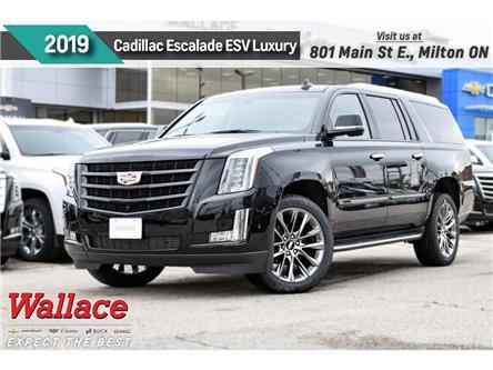 2019 Cadillac Escalade ESV Luxury (Stk: 340659) in Milton - Image 1 of 30