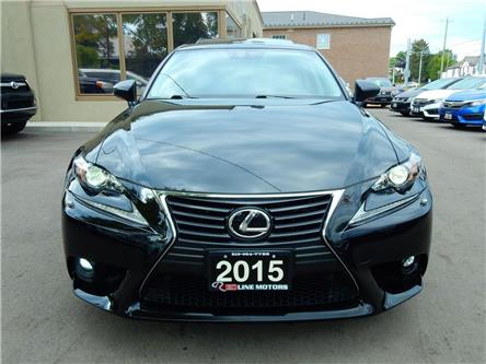 2015 Lexus IS 350 Base (Stk: JTHCE1) in Kitchener - Image 2 of 30