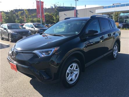 2017 Toyota RAV4 LE (Stk: P647088) in Saint John - Image 1 of 27