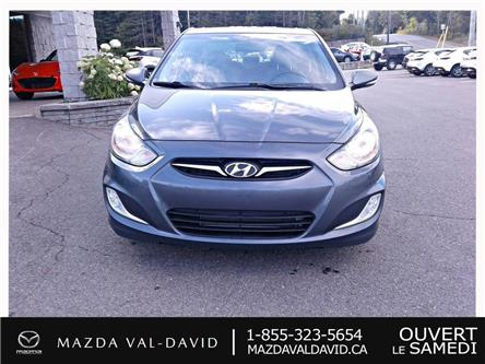 2012 Hyundai Accent  (Stk: 19425A) in Val-David - Image 2 of 18