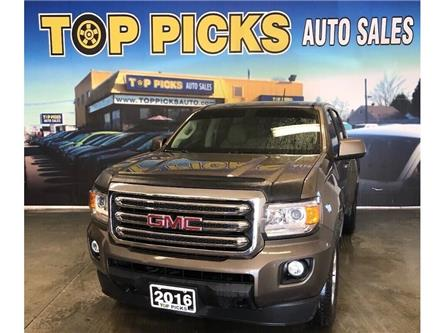 2016 GMC Canyon SLE (Stk: 349732) in NORTH BAY - Image 1 of 25