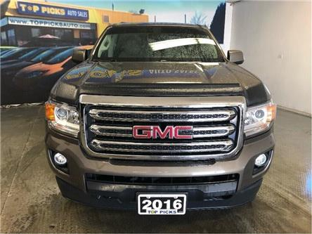 2016 GMC Canyon SLE (Stk: 349732) in NORTH BAY - Image 2 of 25