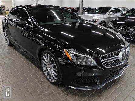 2016 Mercedes-Benz CLS-Class Base (Stk: 4957) in Oakville - Image 1 of 30