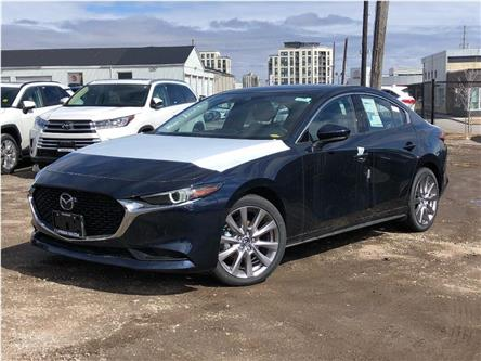 2019 Mazda Mazda3  (Stk: 19-179) in Woodbridge - Image 1 of 15