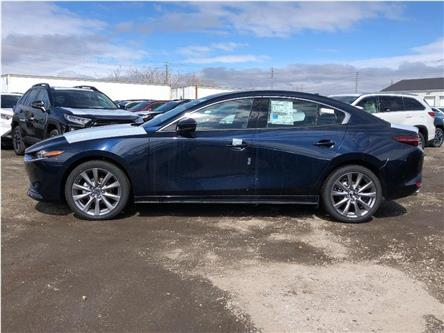 2019 Mazda Mazda3  (Stk: 19-179) in Woodbridge - Image 2 of 15