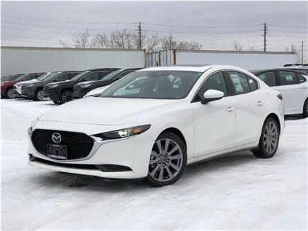 2019 Mazda Mazda3  (Stk: 19-181) in Woodbridge - Image 1 of 26