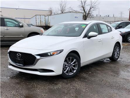2019 Mazda Mazda3  (Stk: 19-210) in Woodbridge - Image 1 of 15