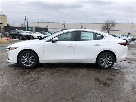 2019 Mazda Mazda3  (Stk: 19-210) in Woodbridge - Image 2 of 15