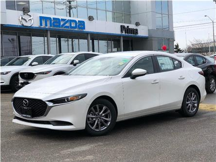 2019 Mazda Mazda3  (Stk: 19-244) in Woodbridge - Image 1 of 15