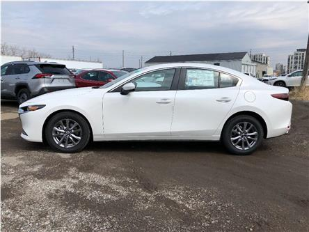2019 Mazda Mazda3  (Stk: 19-252) in Woodbridge - Image 2 of 15