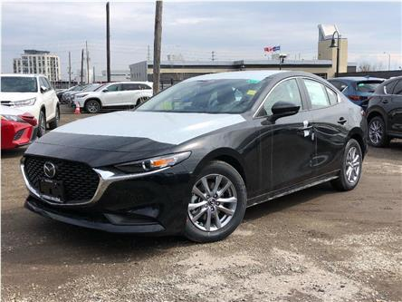 2019 Mazda Mazda3  (Stk: 19-219) in Woodbridge - Image 1 of 15