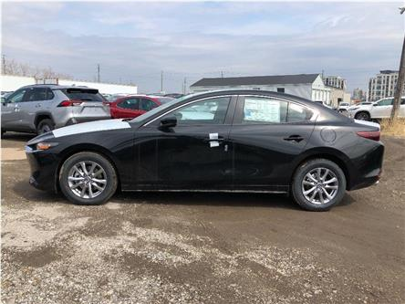 2019 Mazda Mazda3  (Stk: 19-219) in Woodbridge - Image 2 of 15