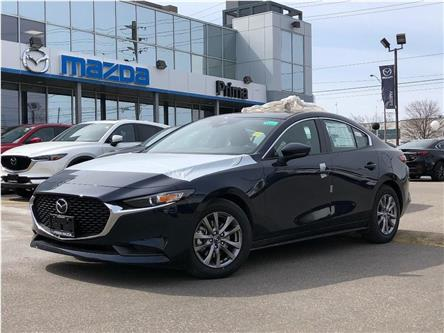 2019 Mazda Mazda3 GS (Stk: 19-251) in Woodbridge - Image 1 of 15