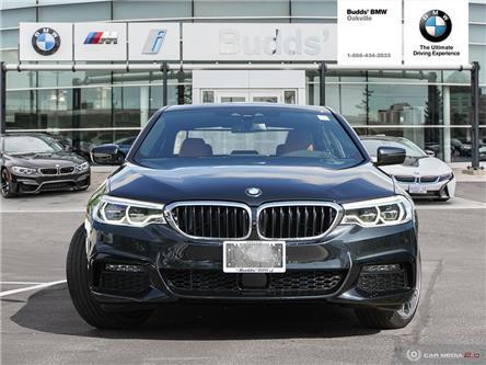 2019 BMW 530i xDrive (Stk: B710645) in Oakville - Image 2 of 27
