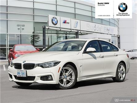 2019 BMW 440i xDrive Gran Coupe (Stk: B693436) in Oakville - Image 1 of 25