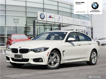 2019 BMW 430i xDrive Gran Coupe  (Stk: B85941) in Oakville - Image 1 of 27
