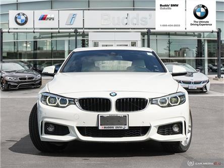 2019 BMW 430i xDrive Gran Coupe  (Stk: B85941) in Oakville - Image 2 of 27