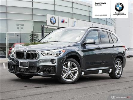 2019 BMW X1 xDrive28i (Stk: T707067) in Oakville - Image 1 of 27
