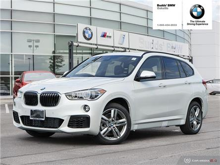 2019 BMW X1 xDrive28i (Stk: T707071) in Oakville - Image 1 of 27